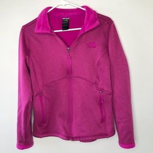 The North Face Hot Pink Jacket